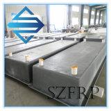 Баки 3670*1222* 455 stockfarming рыб стеклоткани Китая Breeding