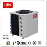 El calentador de agua a baja temperatura de la pompa de calor, puede ser compatible con solar