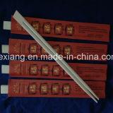 Papel semi / Full envuelto desechables palillos con mejores mangas