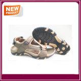 Sandelholz-Schuhe Öffnen-Zehe Sommer der Männer
