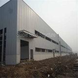 Gruppo di lavoro prefabbricato della saldatura della struttura d'acciaio di disegno con basso costo