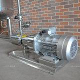 高速ホモジェナイザーのローションか口紅またはワックスのステンレス鋼の混合機械