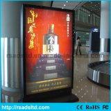Populaire LED affichage publicitaire défilement Light Box