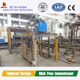 Het Maken van de Baksteen van het cement de Prijs van de Machine in India