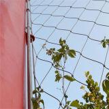 De Omheining van de Tuin van de Draad van het roestvrij staal