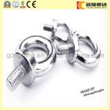Aço inoxidável 304/316 de parafuso de olho de levantamento DIN580