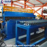 4-8mm金網の溶接機の生産ライン
