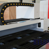 цена автомата для резки лазера волокна нержавеющей стали 500W