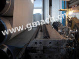 Schmelzzahnradpumpe für Plastikblatt-Co- Strangpresßling-Zeile