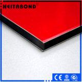Painel de alumínio de superfície Nano limpado fácil de PVDF Compsite