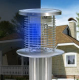 太陽太陽害虫のキラーランプのカのキラーランプ16時間の高く効率的な太陽Insecticidalランプの