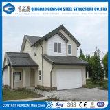 China oferta modular prefabricados de acero barato Villa