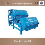 8-1 جودة عالية Drytech GTQ العليا التدرج فاصل المغناطيسي