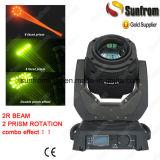 2 Prism Sharpy 120W 2r Beam Moving Head Lighting