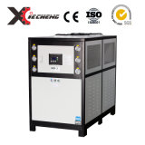 15HP Factory 6 Safety Protection Automatic Air Cooled Cooling Water Machine