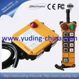 Yuding 2015 신제품 F24-8s DC12V 8CH RF 디지털 무선 원격 제어 스위치 또는 기중기 무선 Telecrane 라디오 원격 제어