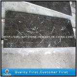 Vente en gros de chêne chinois Emperador Dark / Brown Marble Tiles pour étage de cuisine