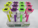 Buntes LED-Solargarten-Blumen-Licht (RS008)
