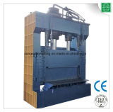Manuelles Guillotine-Metallstahlaluminiumschermaschine