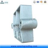 Pièces de usinage centrales de la pompe Part/CNC de /Water de pièce de bloc