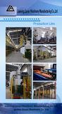 Maquinaria de construcción PC200-5/6/7, PC220, Zax/PC230, S220, zapato de la pista de los excavadores Dh220