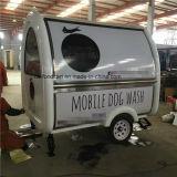 Nuevo producto de lavado de mascotas remolque Catering