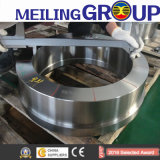 ギヤ鍛造材の合金鋼鉄リングまたは回転の炭素鋼ベアリングリング