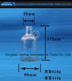 Runde freie Glaswein-Flaschen-Glaswaren