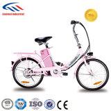 Складные E-велосипед