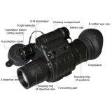 Uso militar de equipos de visión nocturna portátil