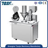 Machine de remplissage semi-automatique de capsule de Dtj-V pour les centrales pharmaceutiques