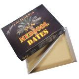 Rectángulo de papel al por mayor de embalaje de la tuerca del precio competitivo con la pieza inserta de papel interna