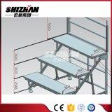 Justierbarer Aluminiumrahmen-Furnierholz-Deckel-Chorstadium/Aufbruch