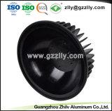 CNCのよいサービスの機械化アルミニウム円形形のクーラー