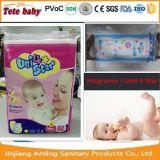 Soem-Baby-Trainings-kurze Hose, Panpansoft Eigenmarken-Baby-Wegwerfwindel-Hersteller in China