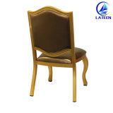Restaurante de metal mayorista muebles madera como silla de comedor