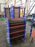 チタニウムのステンレス鋼の版を持つ熱交換器