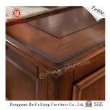 Mesa de café de madera de almacenamiento (P310)