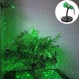 De enige Groene OpenluchtVerlichting van de Laser van het Landschap/het Licht van de Laser van Kerstmis Openlucht