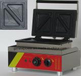 Коммерческие тостер сэндвич вафель утюг вафель с маркировкой CE