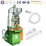 precio de fábrica de plástico de moldeo por inyección vertical Máquina para el cable USB
