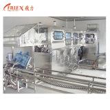 Máquina de enchimento da água do tambor da linha do engarrafamento/5 galões