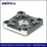 plaque de centrage de 3r/3m faite de 420 acier inoxydable 44HRC 70*70