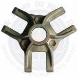 Высокое качество литье в песчаные формы ковкое железо и серого чугуна деталей