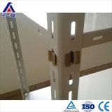 널리 이용되는 가벼운 의무 쉬운 도망된 조정가능한 창고에 의하여 배열되는 각 선반 또는 각 선반설치
