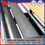 couro do PVC de 2250*650*1300mm/máquina de rolamento Leatheroid de pano