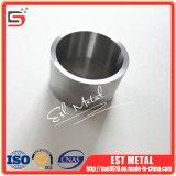Creuset résistant à la corrosion élevé de tungstène pour l'évaporation de vide