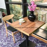 Las ventas de la fábrica de muebles muebles de la cafetería restaurante Conjunto de silla de mesa