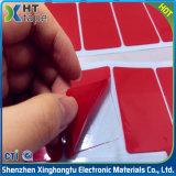 Le double adhésif de mousse acrylique imperméable à l'eau d'isolation de RoHS a dégrossi bande