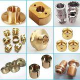 Peça de metal do bronze 3604 da precisão que faz à máquina o acessório de cobre do rolamento do CNC